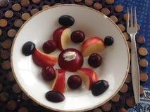 Десерт как искусство Стоковые Изображения