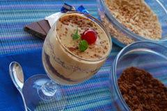 десерт карамельки 3 Стоковые Фотографии RF