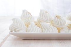 Десерт меренги Стоковые Фотографии RF