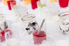 Десерт на льде стоковое фото
