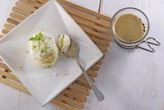 Десерт одно крошечный Стоковые Фото