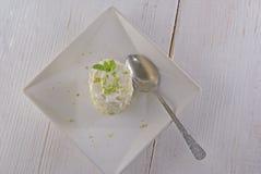 Десерт одно крошечный Стоковое Фото