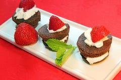 Десерт пирожного Стоковое Изображение RF