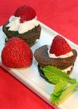 Десерт пирожного Стоковые Фото