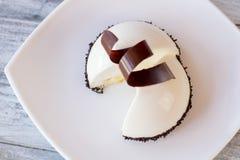 Десерт половинной сферы Стоковая Фотография RF