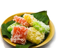 Десерт Таиланда Стоковая Фотография