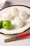 десерт торта Стоковое фото RF