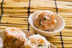 Десерт шарика тайский Стоковое Изображение RF
