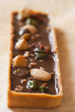 десерт шоколада торта Стоковые Фотографии RF