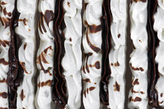 Десерт шоколада Стоковое фото RF