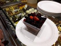 Десерт шоколада Стоковая Фотография RF