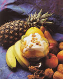 Десерт югурта Стоковая Фотография RF