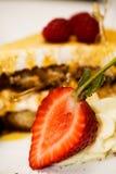 десерт ягоды Стоковые Фотографии RF