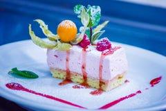 Десерт стоковая фотография rf