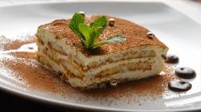 десерт Стоковая Фотография