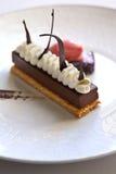 Десерт Стоковое Изображение
