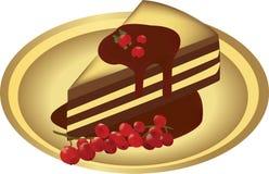 десерт иллюстрация штока