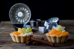 Десерт Стоковые Изображения RF
