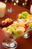 десерт fruity Стоковая Фотография RF