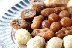 десерт oriental Стоковая Фотография