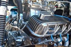 детализирует двигатель Стоковое Изображение RF