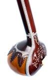 детализирует tanpura Стоковая Фотография RF