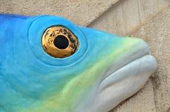 детализируйте первый симфонизм моря Стоковое Изображение RF