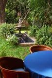 детализируйте сад Стоковое Фото
