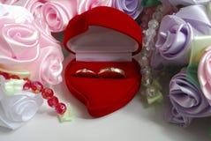 Детали венчания стоковая фотография