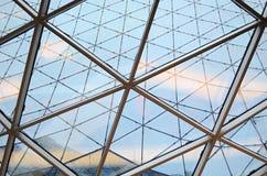 Детали интерьера самомоднейшего офисного здания Стоковые Фотографии RF