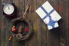 Детали праздников рождества Стоковые Изображения