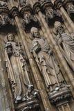 детали собора стоковое фото