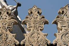 детали arhitecture красивейшие Стоковые Фотографии RF