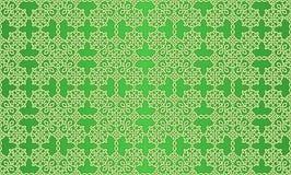 Детальная безшовная кельтская картина иллюстрация штока