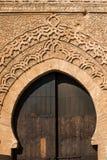 Деталь аравийского каменного строба Стоковые Изображения RF