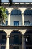 Деталь архитектуры на старом здании Стоковая Фотография RF