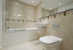 деталь ванной комнаты стоковые изображения