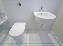 деталь ванной комнаты стоковая фотография