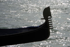 Деталь гондолы Стоковое Изображение