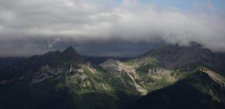 Деталь горы Стоковая Фотография RF