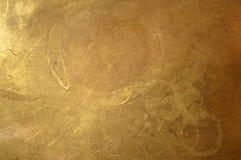 Деталь диска золота Стоковые Изображения