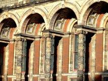 деталь здания средневековая Стоковые Фотографии RF
