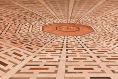Деталь интерьера собора Флоренса Стоковое Изображение