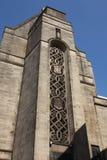 деталь исторический manchester здания Стоковая Фотография RF