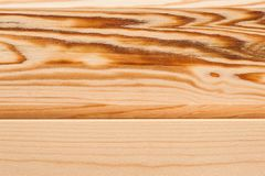 Деталь и текстурированный доски дождя свободно деревянной, предпосылки Стоковое Изображение