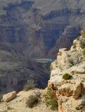 деталь каньона грандиозная Стоковое Фото
