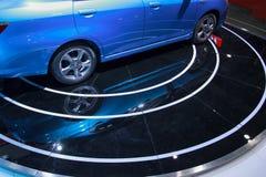 Деталь колеса автомобиля Стоковые Изображения RF