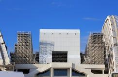 Деталь конструкции размера и поддерживая технического объекта Стоковая Фотография RF
