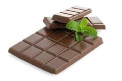 Деталь крупного плана шоколада стоковое фото