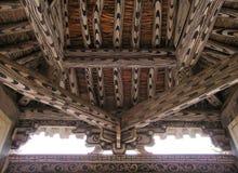 Деталь крыши Стоковые Фото